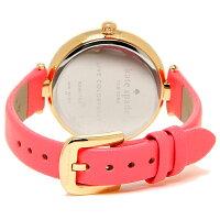 ケイトスペード時計KATESPADEKSW1135HOLLANDホーランドレディース腕時計ウォッチレッド/ゴールド