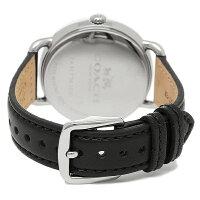 コーチ時計COACH14502267DELANCEYデランシーレディース腕時計ウォッチシルバー/ブラック