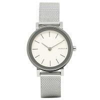 スカーゲン時計SKAGENSKW2441HALDハルドレディース腕時計ウォッチシルバー