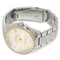 コーチ時計COACH14502472TRISTENトリステンレディース腕時計ウォッチシルバー/イエローゴールド
