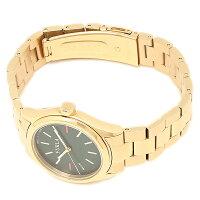 フルラ腕時計FURLAR4253101502イエローゴールド/グリーン