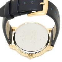 ケイトスペード腕時計KATESPADEKSW1195ネイビーホワイトシェル