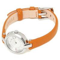 FURLA腕時計フルラR4251106505866684シルバー/オレンジ
