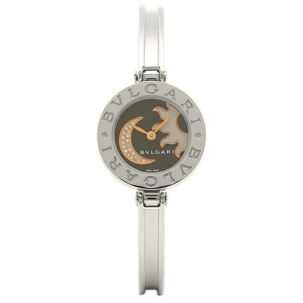 BVLGARI腕時計レディースブルガリBZ22BSMDSSSブラックマルチシルバー