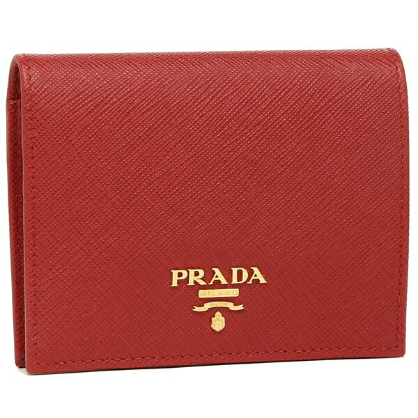 PRADA(プラダ)『サフィアーノレザー財布(1MV204_QWA)』