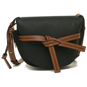 LOEWE Shoulder Bag Ladies Loewe 321 12 T20 9006 Black Brown