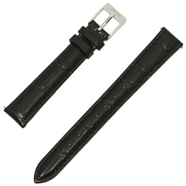 FOLLI FOLLIE 腕時計替えベルト レディース フォリフォリ L14E-BLK-SS ブラック
