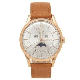 HENRY LONDON 腕時計 レディース メンズ MARYLEBONE メリルボーン 39MM ヘンリーロンドン HL39-LS-0384 シルバー
