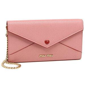 MIU MIU肩背包女士Miu Miu 5DH060 2BC3 F0028粉红色