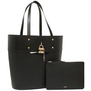 CHLOE Tote bag Ladies Chloe CHC20SS223C44 001 Black A4 compatible