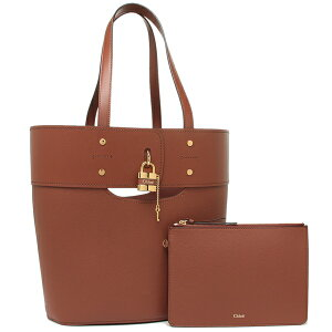 CHLOE Tote Bag Ladies Chloe CHC20SS223C44 27S Brown A4 Compatible