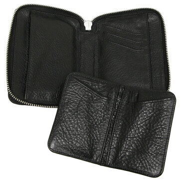 CHROME HEARTS 折財布 メンズ クロムハーツ 116664 BLACK ブラック