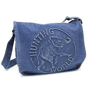 ハンティングワールド HUNTINGWORLD ハンティングワールドバッグ、長財布、財布が圧倒的な品揃...