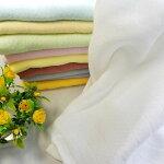 日本製たおる屋さんが作る綿紗(ガーゼ)バスタオル