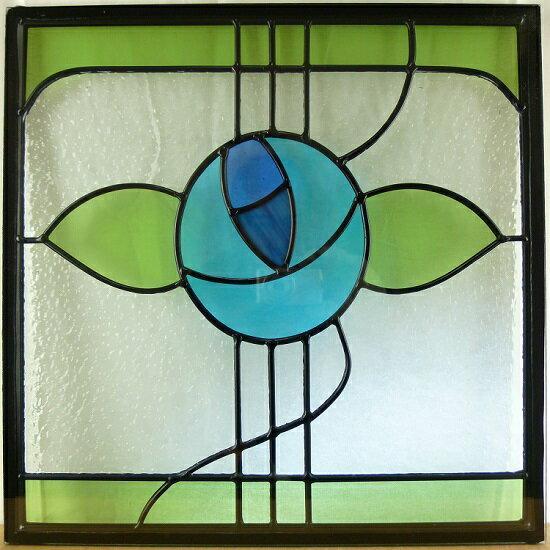 【ポイント20倍】ステンド グラス ステンドグラス ステンドガラス デザインパネル400角:インテリアの壱番館