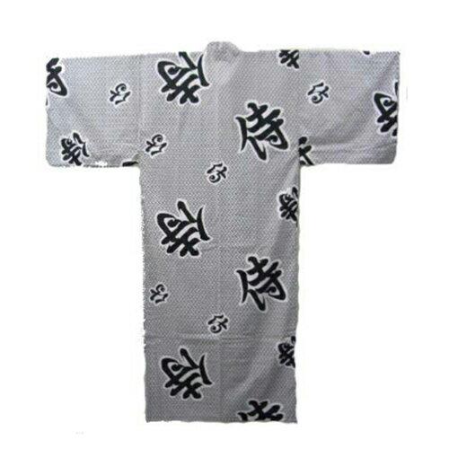 FJK 日本の紳士着物 綿/浴衣 侍 Lサイズ M-03-L FJK9354700030l
