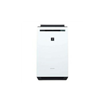 SHARP KC-HD70-W プラズマクラスター除加湿空気清浄機 (空気清浄:〜32畳/加湿:〜18畳/除湿:〜20畳) ホワイト系
