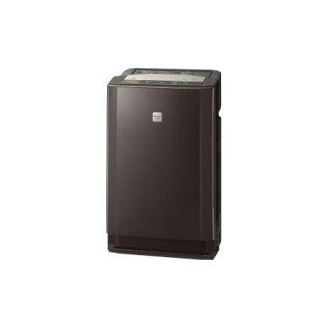 日立 PM2.5対応除加湿空気清浄機 「ステンレス・クリーン クリエア」(空気清浄:〜31畳/加湿:〜14畳/除湿:〜16畳) ブラウン EP-LV1000