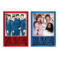 伝説の音楽が甦る!!ザ・ビートルズ ミュージックDVD2枚組 レッド・アルバム(1962-1966)&ブル...