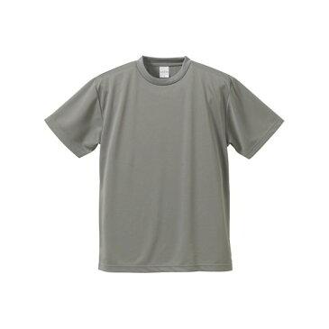 UVカット吸汗速乾 Tシャツ 【 3枚セット 】 CB5900 ブラック & ホワイト & グレー XXLサイズ
