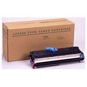 エプソントナーカートリッジ型番:LPA4ETC8タイプ汎用印字枚数:6000枚単位:1個