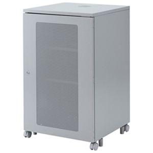 サンワサプライ19インチマウントボックス(H1000・19U)