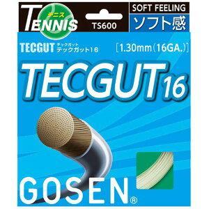 GOSEN(ゴーセン)テックガットテックガット16TS600W20P