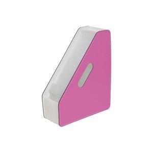(業務用3セット)セキセイ ドキュメントスタンド FB-2381 ピンク