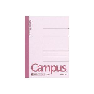 (まとめ)キャンパスノートA5A罫30枚240冊