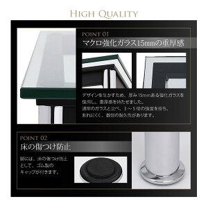 【送料無料】「ル・コルビジェ」デザインローテーブルLC1070