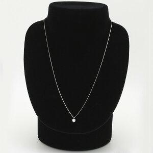 ダイヤモンドネックレス一粒プラチナPt9000.5ctダイヤネックレス6本爪H~FカラーSIクラスExcellentアップ3EX若しくはH&C中央宝石研究所ソーティング済み