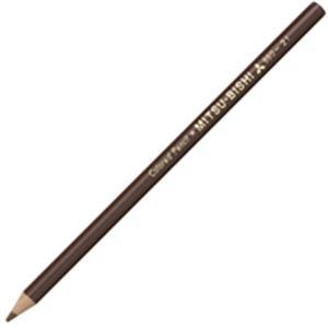 (業務用50セット)三菱鉛筆色鉛筆K880.21茶12本入【×50セット】