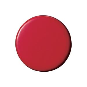 【ポイント20倍】(業務用30セット) ジョインテックス 両面強力カラーマグネット 30mm赤 B271J-R 10個 ×30セット:インテリアの壱番館