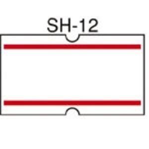 (業務用30セット)ニチバンラベルSho-Han用赤2本線10巻【×30セット】