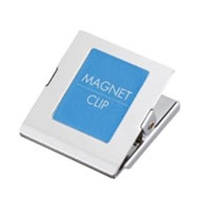 【マラソンでポイント最大35倍】(業務用20セット) ジョインテックス マグネットクリップ大 青 10個 B040J-B10 ×20セット:インテリアの壱番館