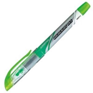 (業務用50セット)ジョインテックス蛍光マーカー直液式緑10本H026J-GN-10【×50セット】