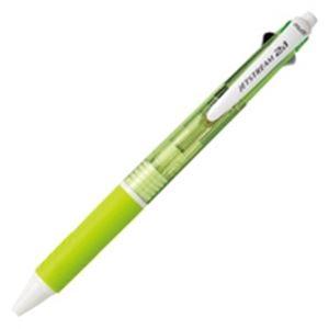 (業務用100セット)三菱鉛筆ジェットストリーム2&1MSXE350007.6緑【×100セット】
