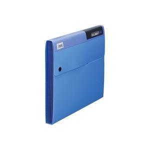 (業務用50セット)キングジムドキュメントファイル2270A421mm青【×50セット】