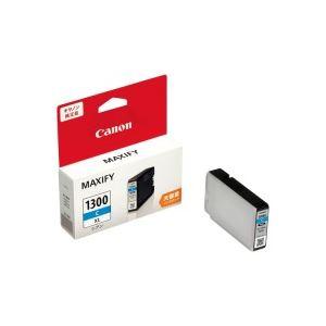 (業務用30セット)キャノンCanonインクカートリッジPGI-1300XLCシアン【×30セット】
