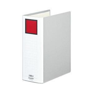 (まとめ)キングファイルGA4タテ1000枚収容背幅116mmグレー970N1冊【×10セット】