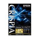 【マラソンでポイント最大43倍】(まとめ) エプソン EPSON 写真用紙クリスピア<高光沢> A4 KA420SCKR 1冊(20枚) 【×3セット】