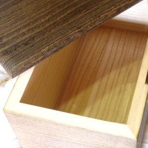桐の米びつ/ライスストッカー【20kg用/焼桐】泉州留河日本製【代引不可】