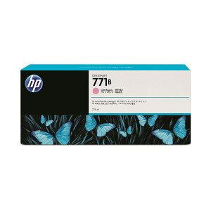 (まとめ)HP771Bインクカートリッジライトマゼンタ775ml顔料系B6Y03A1個【×3セット】