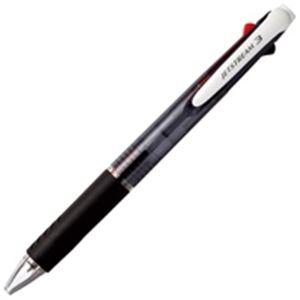(業務用100セット)三菱鉛筆ジェットストリーム3色SXE340007.24黒【×100セット】