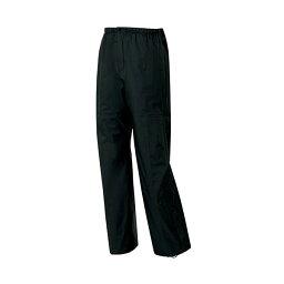 【クーポン配布中】アイトス 全天候型パンツ 3層ミニリップ ブラック LLサイズ AZ-56302-010-LL 1着