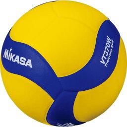 【クーポン配布中】MIKASA(ミカサ)バレーボール トレーニングボール5号球 370g【VT370W】