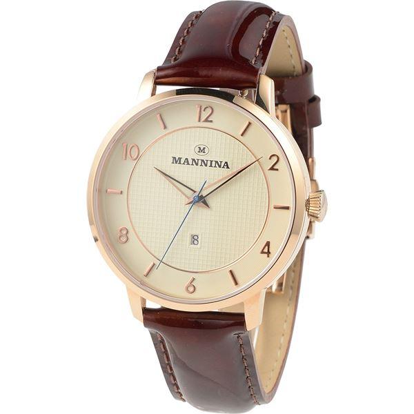 腕時計, メンズ腕時計 MANNINA() MNN001-02