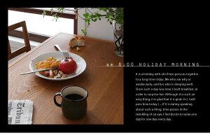 【単品】テーブル幅135cm天然木北欧ヴィンテージスタイルダイニング【LEWIS】ルイス【代引不可】