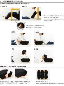 デザイン座椅子脚:ダーク/布:ネイビー【Mona.Deeモナディー】WAS-F