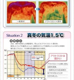 【単品】掛け布団セミダブル【IDEAL】オールシーズン温度調整素材アウトラスト(R)シリーズ【IDEAL】アイディール2枚合わせ掛布団